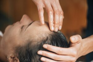 Pay attention to these things and thereby avoid an irritated scalp.
